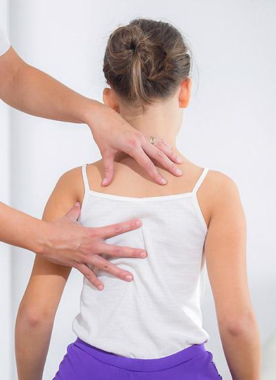 Specializing in pediatric chiropractic