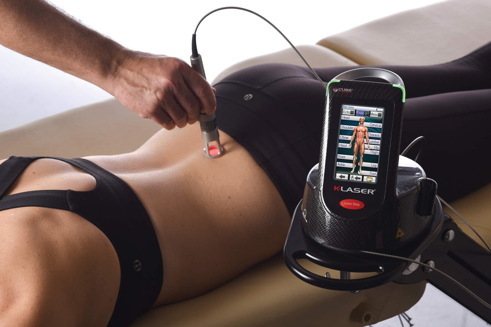 Class 4 Laser Therapy at Rose City Wellness